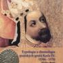 Typologie a chronologie pražských grošů Karla IV. (1346 - 1378)