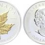 Sada 3 kusů 5 Dollarů 2010 - Olympijské hry Vencouver 2010 se zlacenými motivy