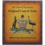 Dollar 2008 - Původní australský erb, PROOF