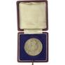 Masaryk, AR Medaile 1935 - 85. výročí narození T. G. Masaryka, 32 mm, původní etue