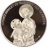 AR Medaile b.l. - Společná sada - Čeští svatí, PROOF