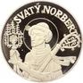 AR Medaile b.l. - Společná sada - Čeští svatí - rozšiřující kolekce, PROOF
