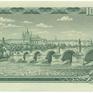"""Československo, 100 Koruna 1961, II. vydání, série G, číslovač """"Grafotechna"""", Hej.111aG, BHK.98d"""