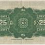 Kanada, 25 Cents 1923, P.11b