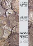 14. AUKCE  -  3. PROSINCE 2005
