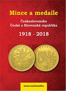 Ceník mincí a medailí Československa, České a Slovenské republiky