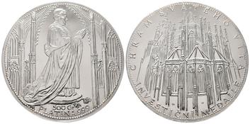 Medaile 2010 - Svatební dukát, PROOF