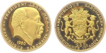 100 Dollar 1977 - Zlatý muž, Au 0,500 (5,58 g), raženo 7635 ks