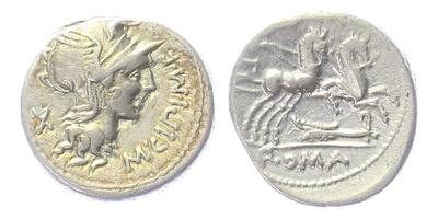 M. Cipius M. f. - Denár, A. 1063