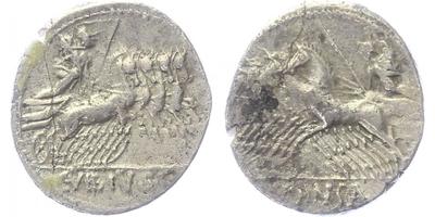 C. Vibius C. f. Pansa - Denár, A.1192