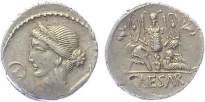 C. Julius Caesar - Denár, A.1424