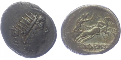 L. Valeriur Acisculus - Denár, A.1468