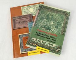 AKCE! Papírová platidla na území Čech, Moravy a Slovenska 1900 - 2019 + Nouzová papírová platidla na území Československa 1900 - 1950