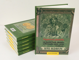 Papírová platidla na území Čech, Moravy a Slovenska 1900 - 2019 - vázané