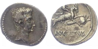Augustus - Denár, RIC. 126