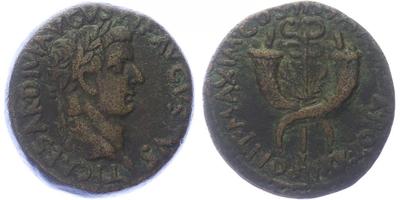 Tiberius - Dupondius, RIC.90
