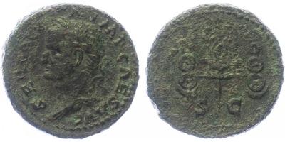 Galba - As, RIC.301