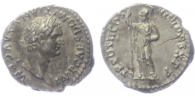 Domitianus - Denár, RIC.38