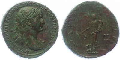 Traianus - Sestercius, RIC.503