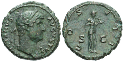 Hadrianus - As, Ric.669