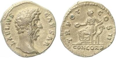 Aelius jako caesar - Aureus, RIC.436