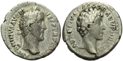 Antoninus Pius - Denár, RIC.417