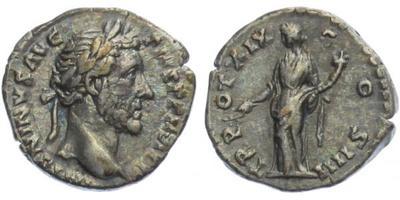 Antoninus Pius - Denár, RIC.252