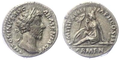 Marcus Aurelius - Denár, RIC.78