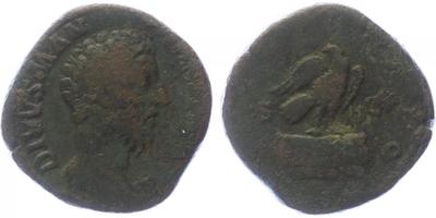 Marcus Aurelius - Sestercius, RIC.657