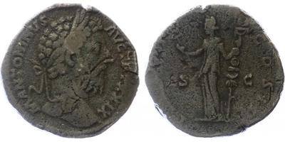 Marcus Aurelius - Sestercius, RIC.1137
