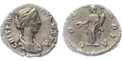 Crispina - Denár, RIC.276