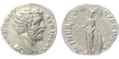 Clodius Albinus - Denár, RIC.7