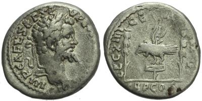 Septimius Severus - Denár, RIC.13