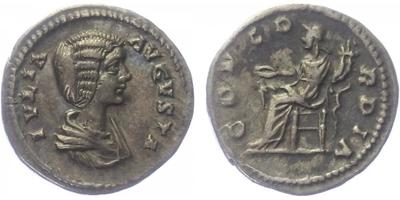 Julia Domna (manželka Septimia Severa) - Denár, RIC.637