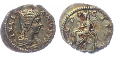 Julia Domna (manželka Sept. Severa) - Denár, RIC.644