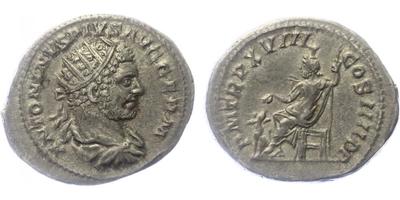 Caracalla - Antoninian, RIC.260b