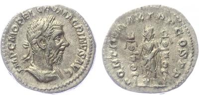 Macrinus - Denár, RIC.22