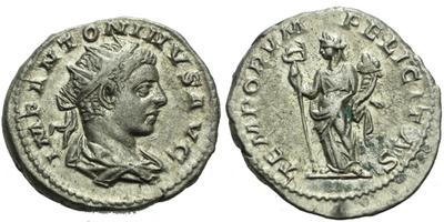 Elagabalus - Antoninian, RIC.150