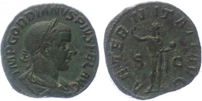 Gordianus III. - Sestercius, RIC.297
