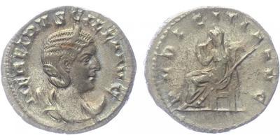 Herennia Etruscilla, manželka Trajana Decia - Sestercius, RIC.59b