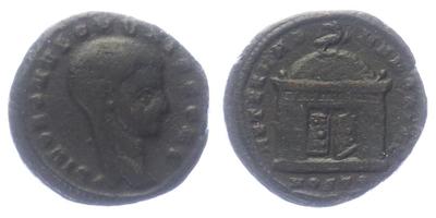 Romulus, syn Maxentia - 1/4 Follis