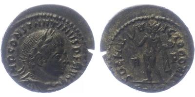 Constantinus I. - Follis, RIC.19