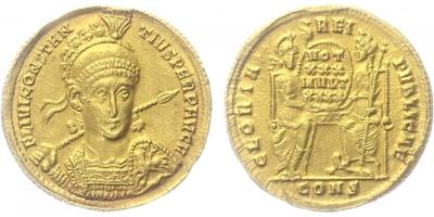 Constantinus II. - Solidus, RIC.96