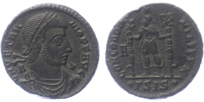 Vetranio - AE3, RIC.284