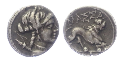 Massalia - Drachma, SG.75