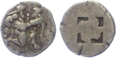 Thrakia, Thasos - Drachma, SG.1748