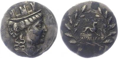 Ionia, Smysna - Tetradrachma, SG.4557