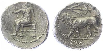 Babylonia, Babylon - Tetradrachma, SG.6139