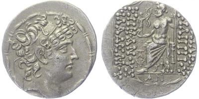 Philippos Philadelphos - Tetradrachma, SG.7196