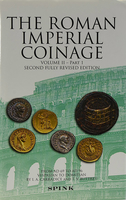 The Roman Imperial Coinage, volume II - Part 1
